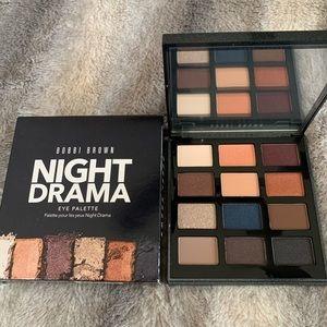 Bobbi Brown Night Drama Eyeshadow Palette NEW